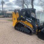 image of front loader rental